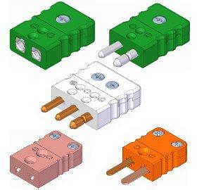Temperature Sensor Connectors