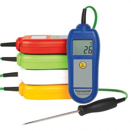 Thermamite Thermometer With Food Penetration Probe
