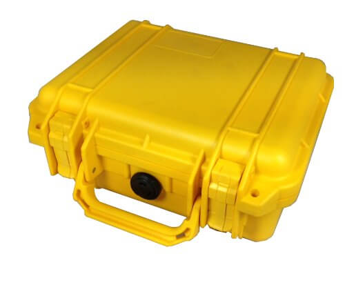 Robust Waterproof Plastic Case