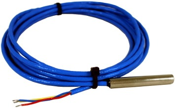 3 wire pt100 sensor