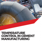 A snippet of the Cement Manufacturing brochure.